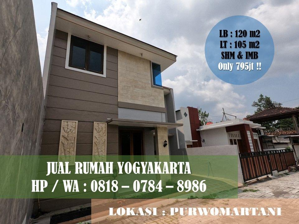 Jual Rumah Yogyakarta Hp Wa 0818 0784 8986 Di 2020 Yogyakarta Rumah
