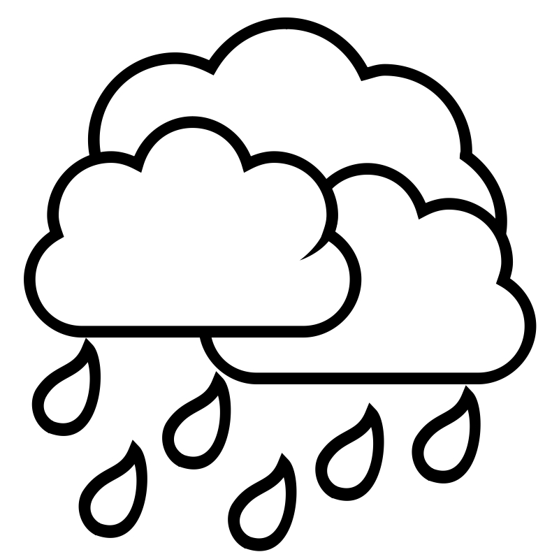 Clipart Wolken Kostenlos | Free Images at Clker.com - vector clip art  online, royalty free & public domain