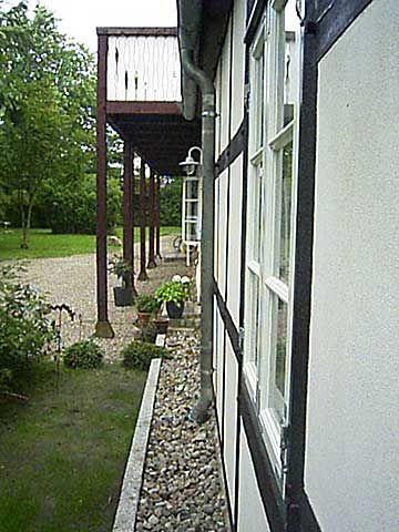 Balkon Am Fachwerkhaus Fachwerkhauser