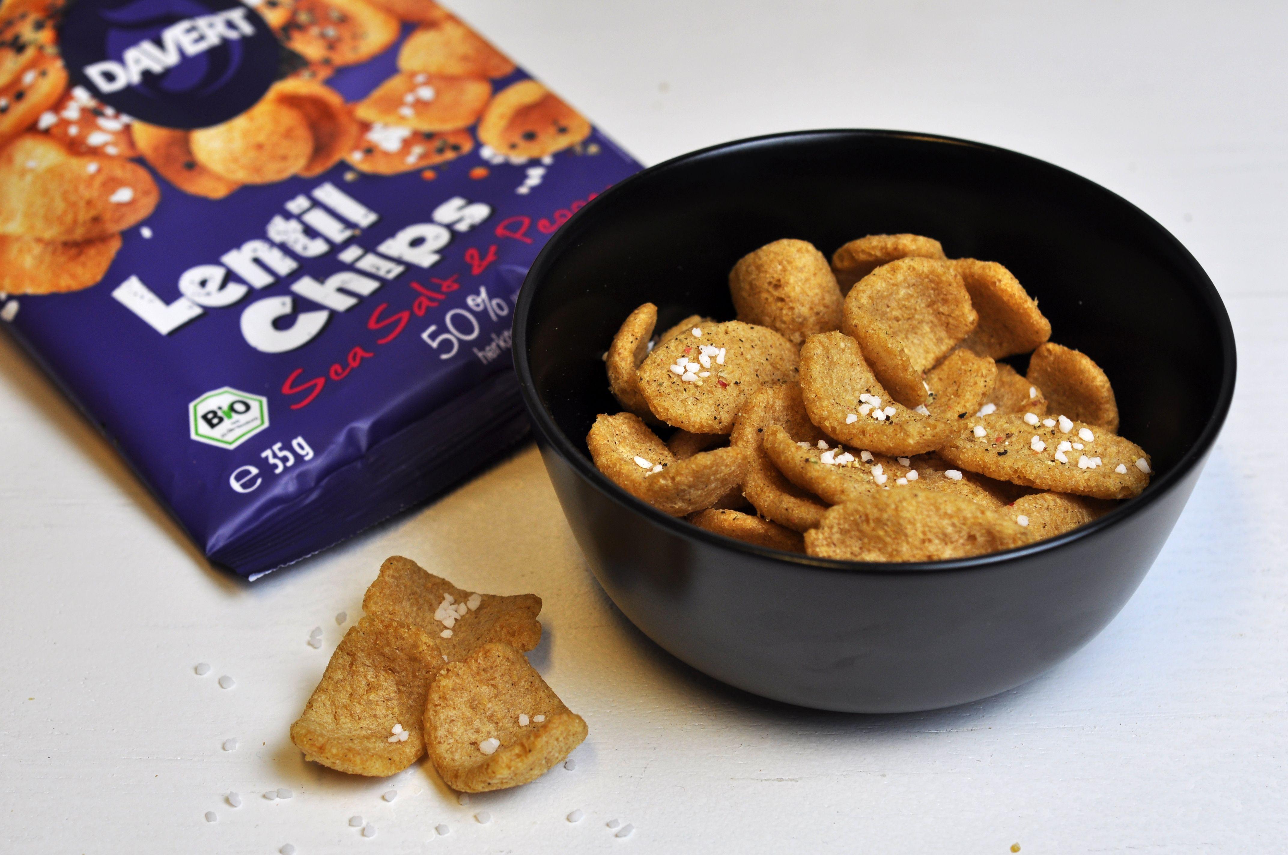 Linsen Chips Selber Machen