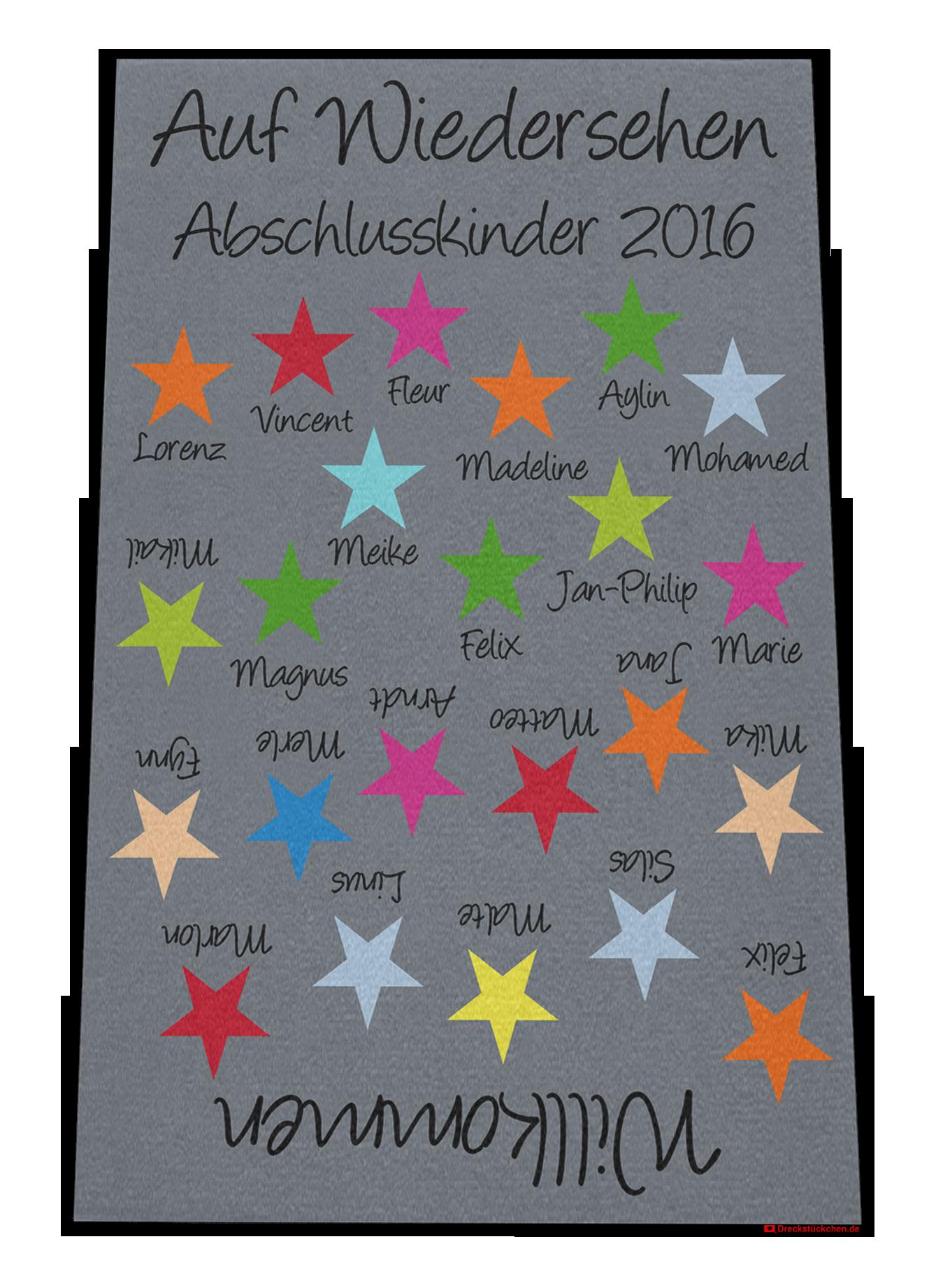 Bildergebnis für Kindergarten fussmatte | Geschenke | Pinterest ...