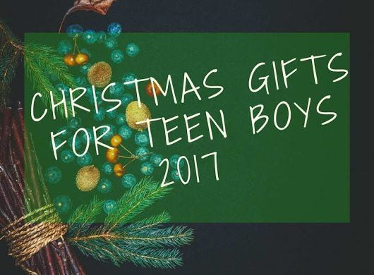 Most Wished Christmas Gift Ideas For Teenage Boys 2017   HaHappy giftsforteenage... #christmasgiftideasforteens
