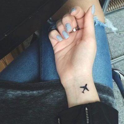 31 Small Travel Tattoos Ideas you should get NOW! | Tiny Tattoo inc