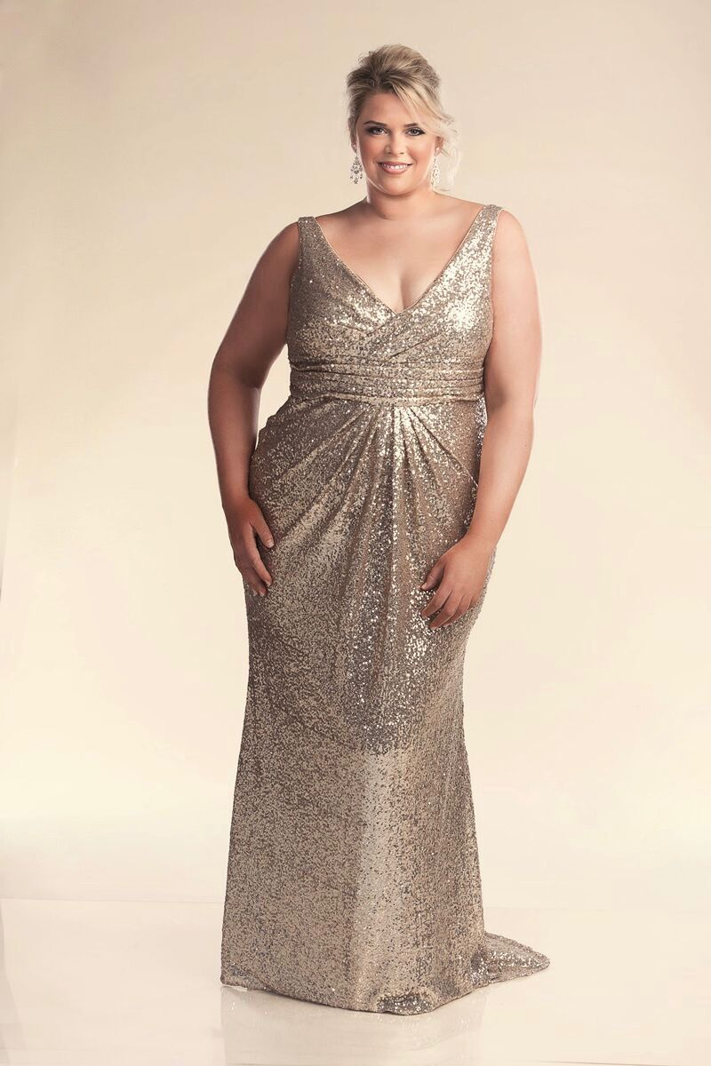 Gold plus size wedding dress wedding pinterest wedding dress
