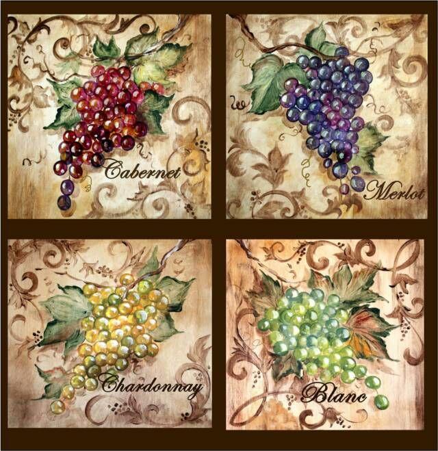 Tre Sorelle Art for Home Decor | ВИННАЯ ТЕМА | Pinterest ...