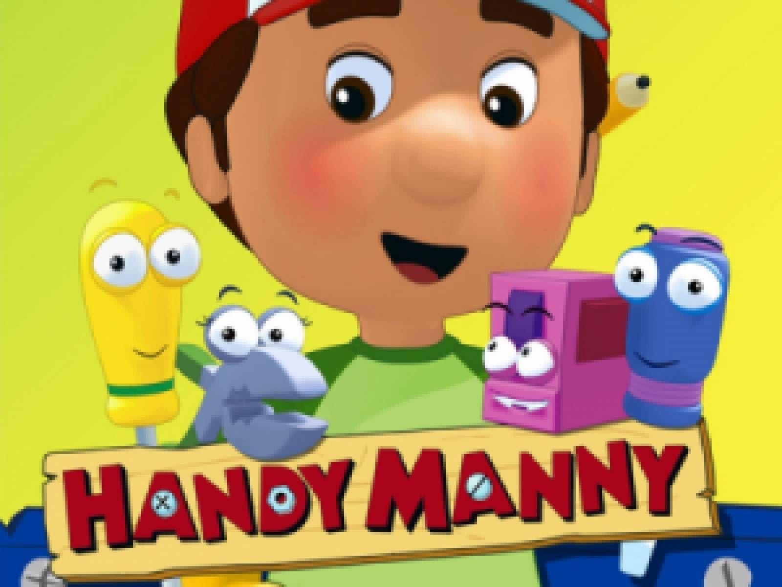 Handy Manny Cartoon Anime Wallpapers Childhood tv