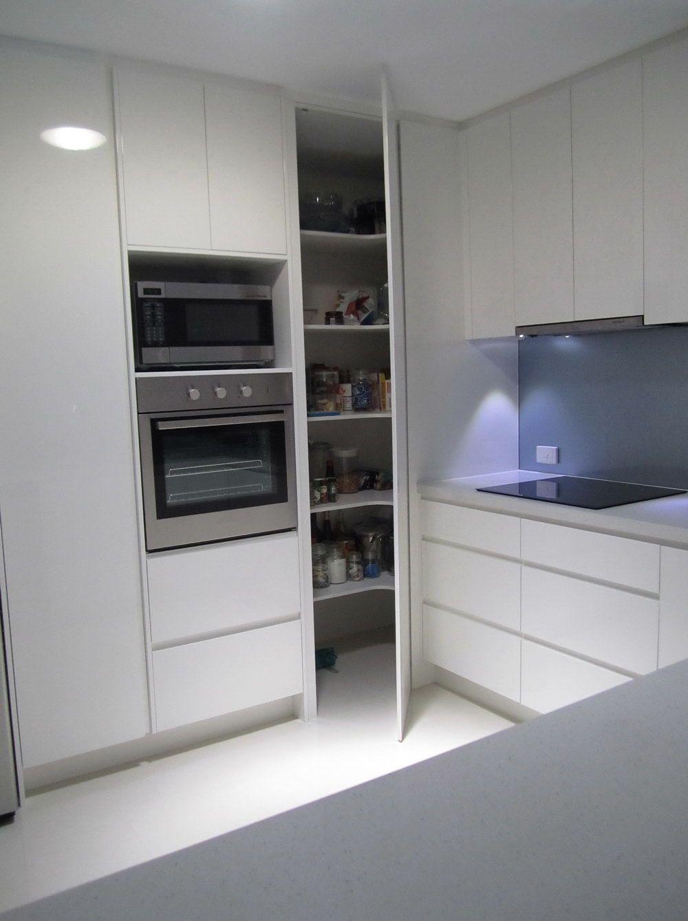 Floor To Ceiling Kitchen Cabinets W Weird Corner Google Search