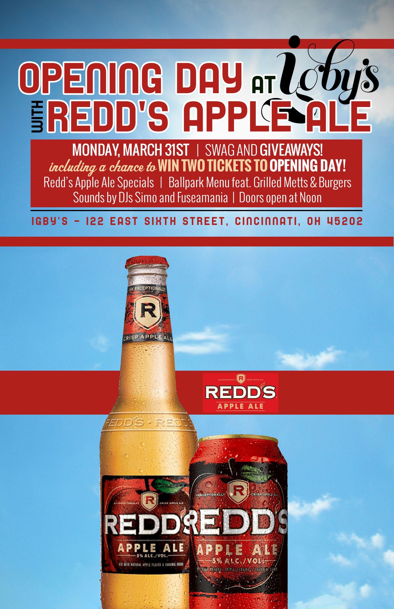 Opening Day Is Finally Here Cincinnati Reds Redsnation Redlegs Corona Beer Bottle Simo Beer Bottle