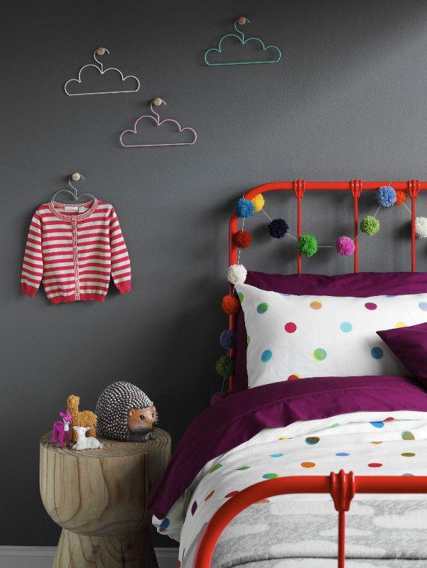 Pink Child Cloud Hanger – Oh Happy Fry
