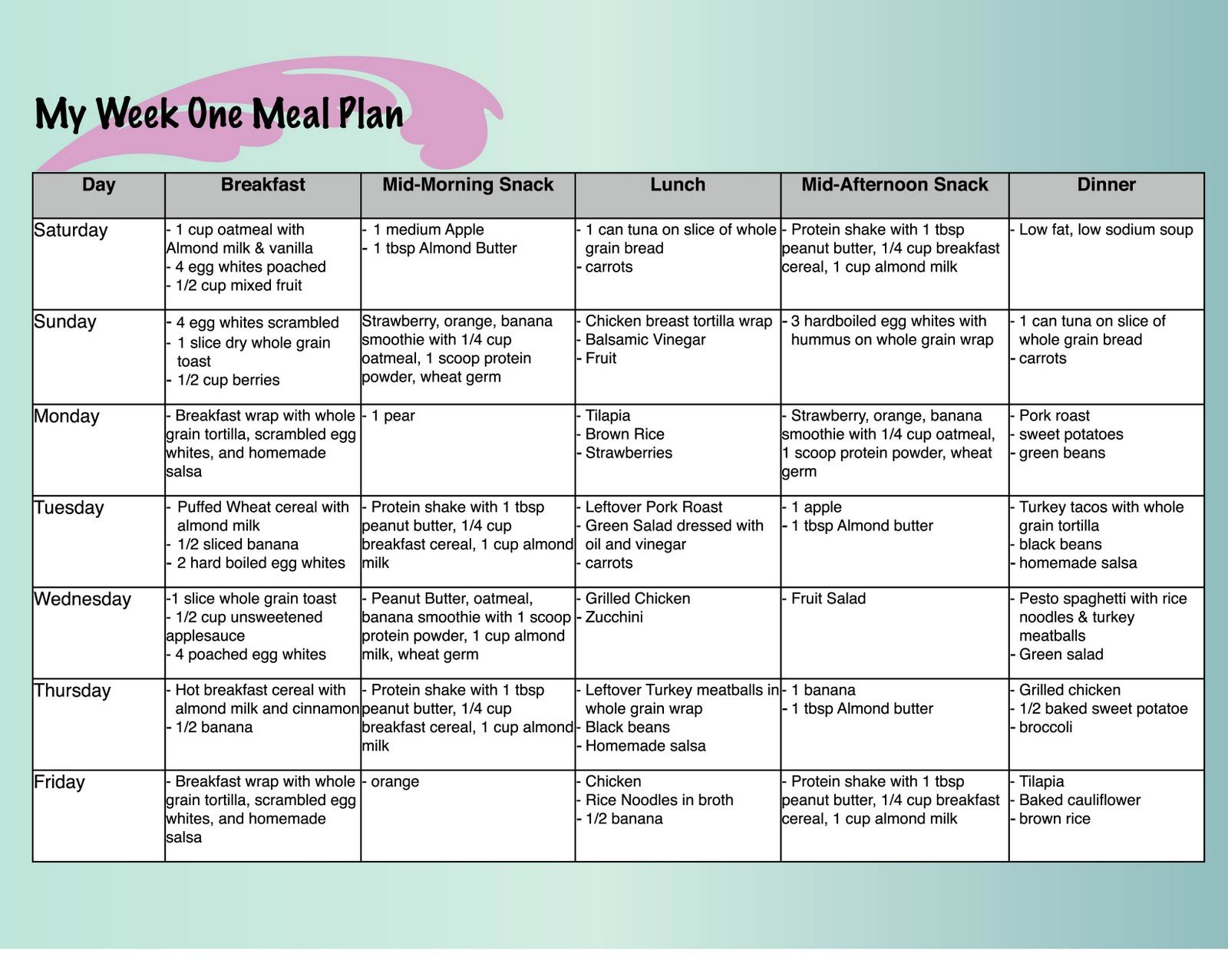Weight loss tipsdiet plan weight loss tips pinterest clean prepackged meal plans designed specifically for weight loss purposes are becoming more and more popular nvjuhfo Images