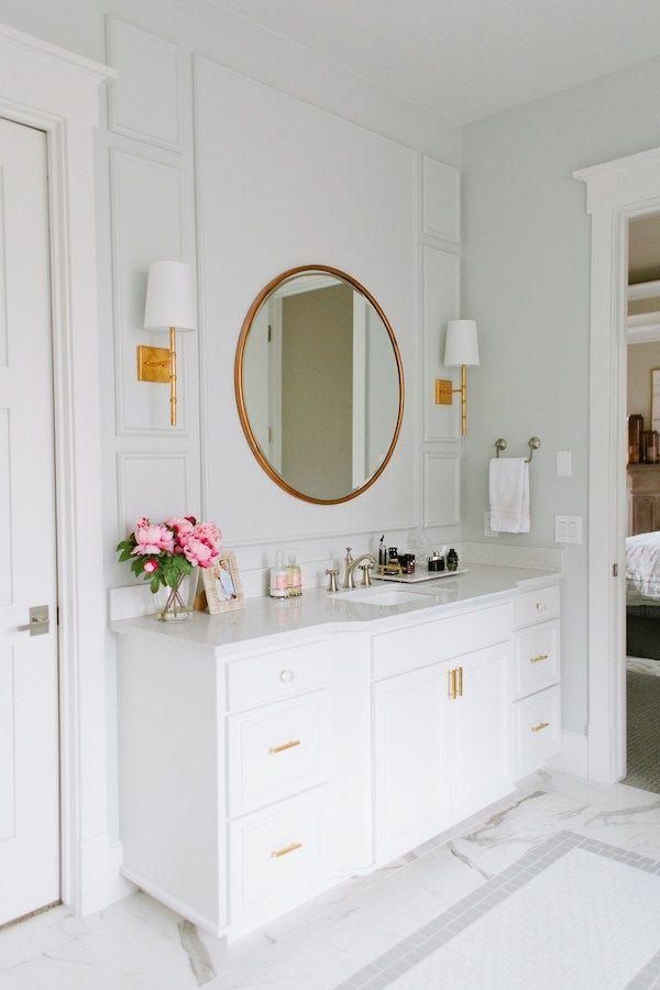 The Riverside House - Master Bathroom - House of Jade Interiors Blog