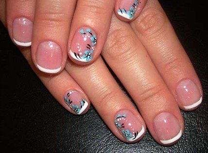 Natural Nail Designs | nails | Pinterest | Natural nails, Natural ...