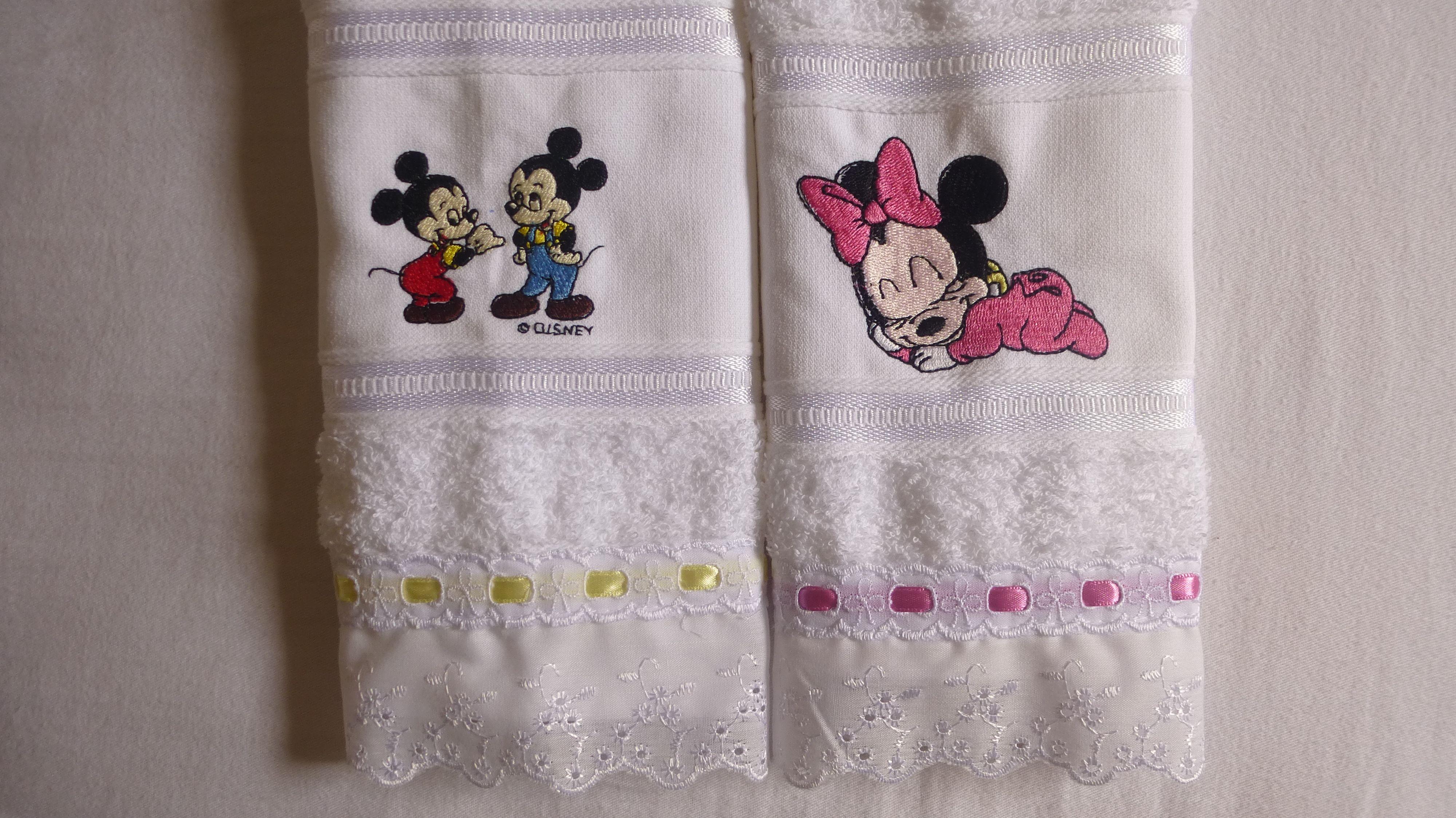 toalhas escolares atelie mãe e filha