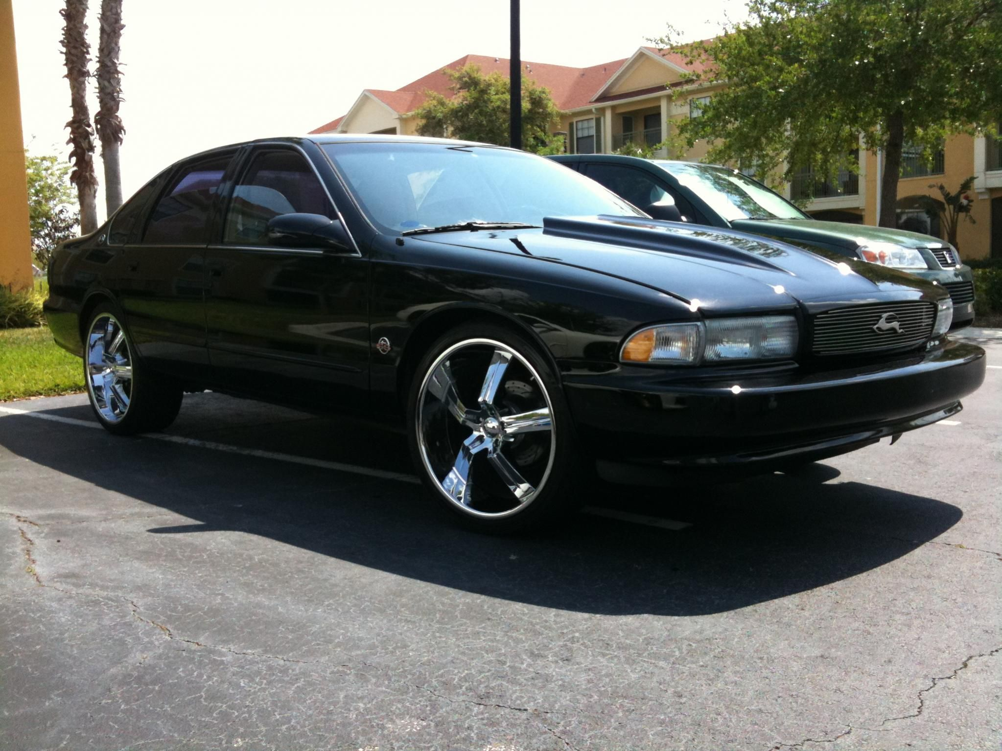 chevy impala 22 inch rims find the classic rims of your. Black Bedroom Furniture Sets. Home Design Ideas
