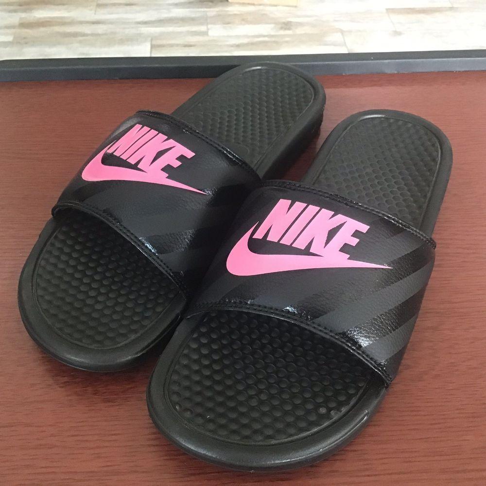 size 11 nike slides
