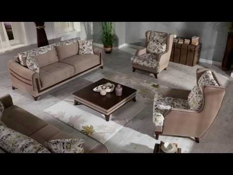 Beau Carla Living Room Set By Istikbal Furniture
