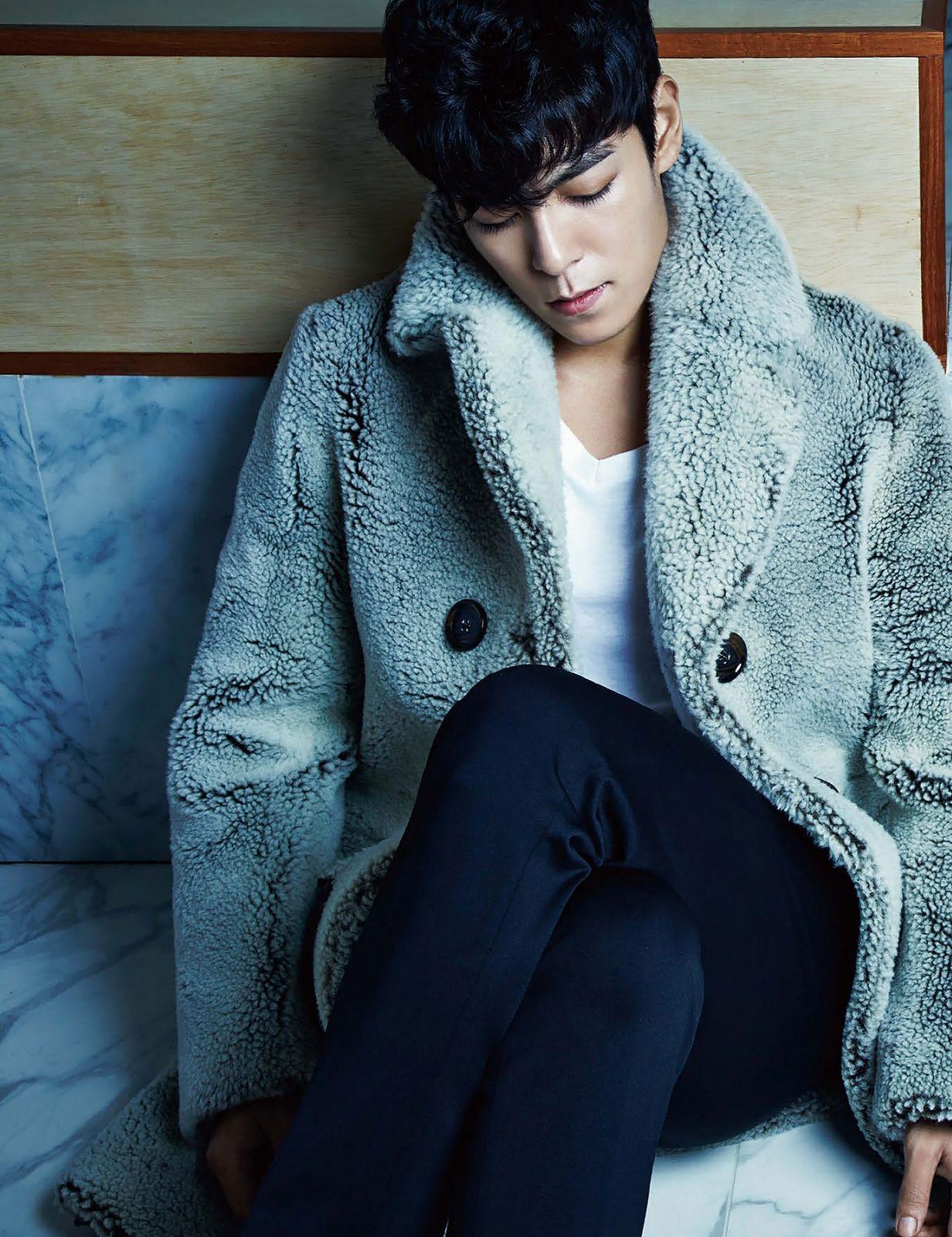 [HQ] T.O.P for Harper's Bazaar Korea 1232x1600