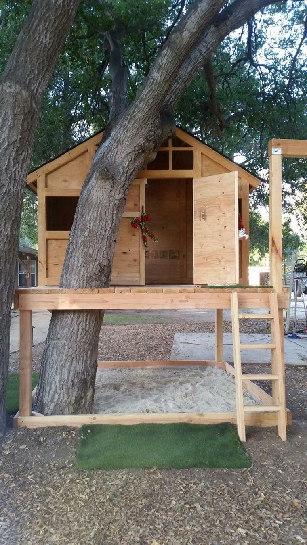 Construire Soi Meme Une Cabane En Bois cabane de jardin enfant en 50 projets à faire soi-même