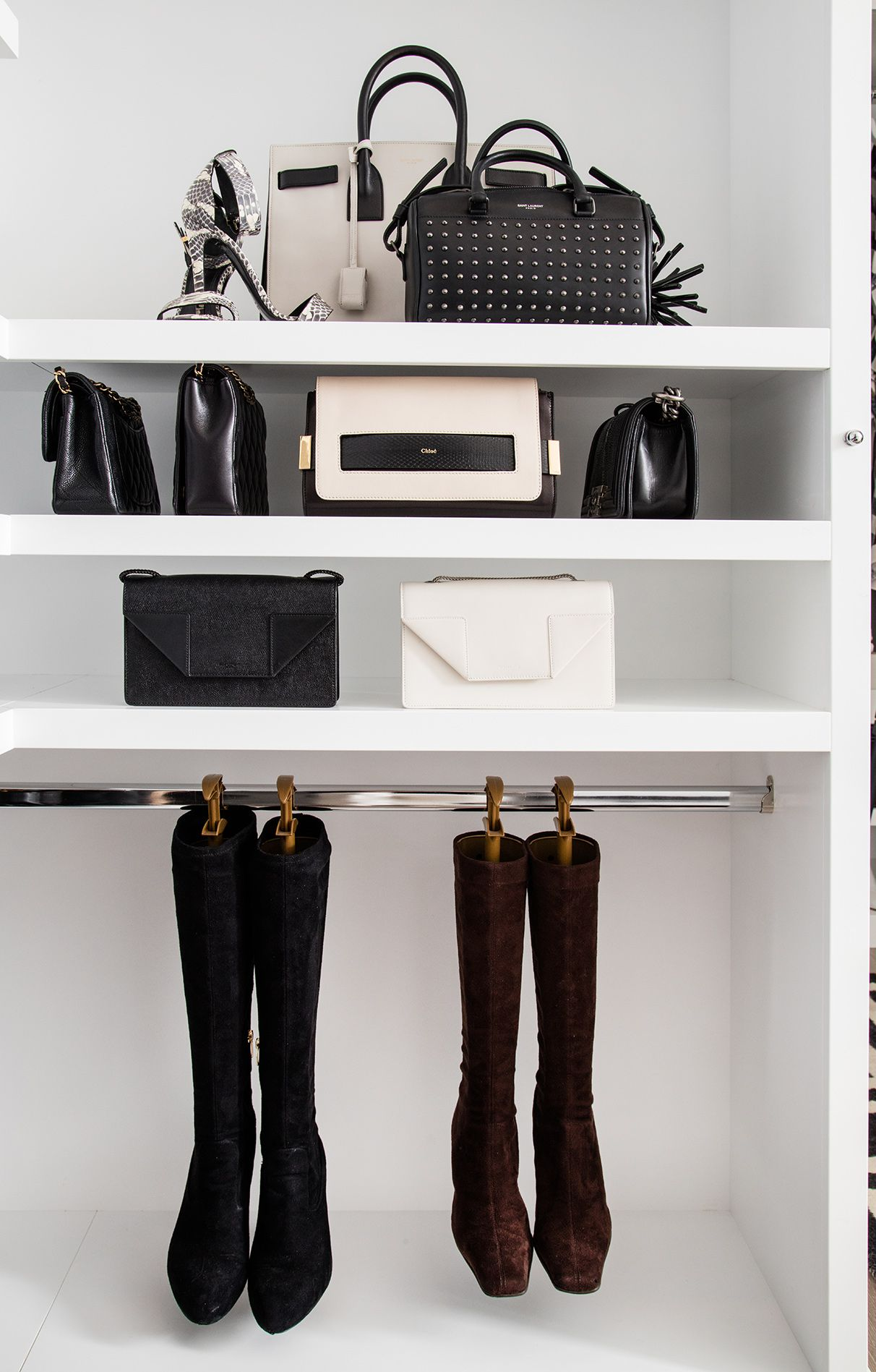 Go Inside Tyra Banksu0027s Immaculate Closet (and Get Some Tips From Her  Organizing Pro)   A BOUTIQUE EXPERIENCE From InStyle.com