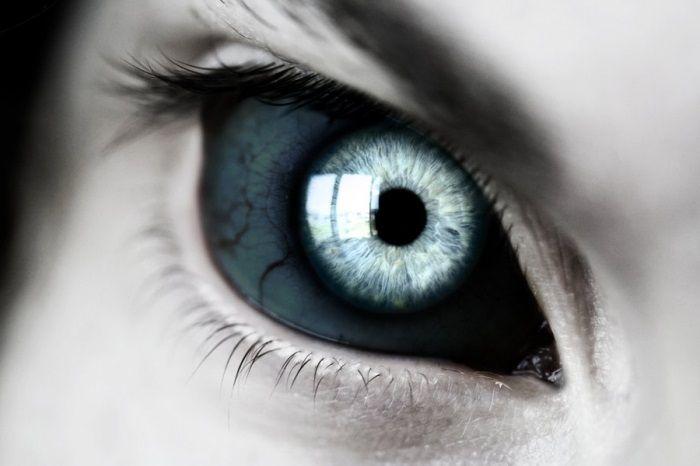 Skyrim Vampire Eyes