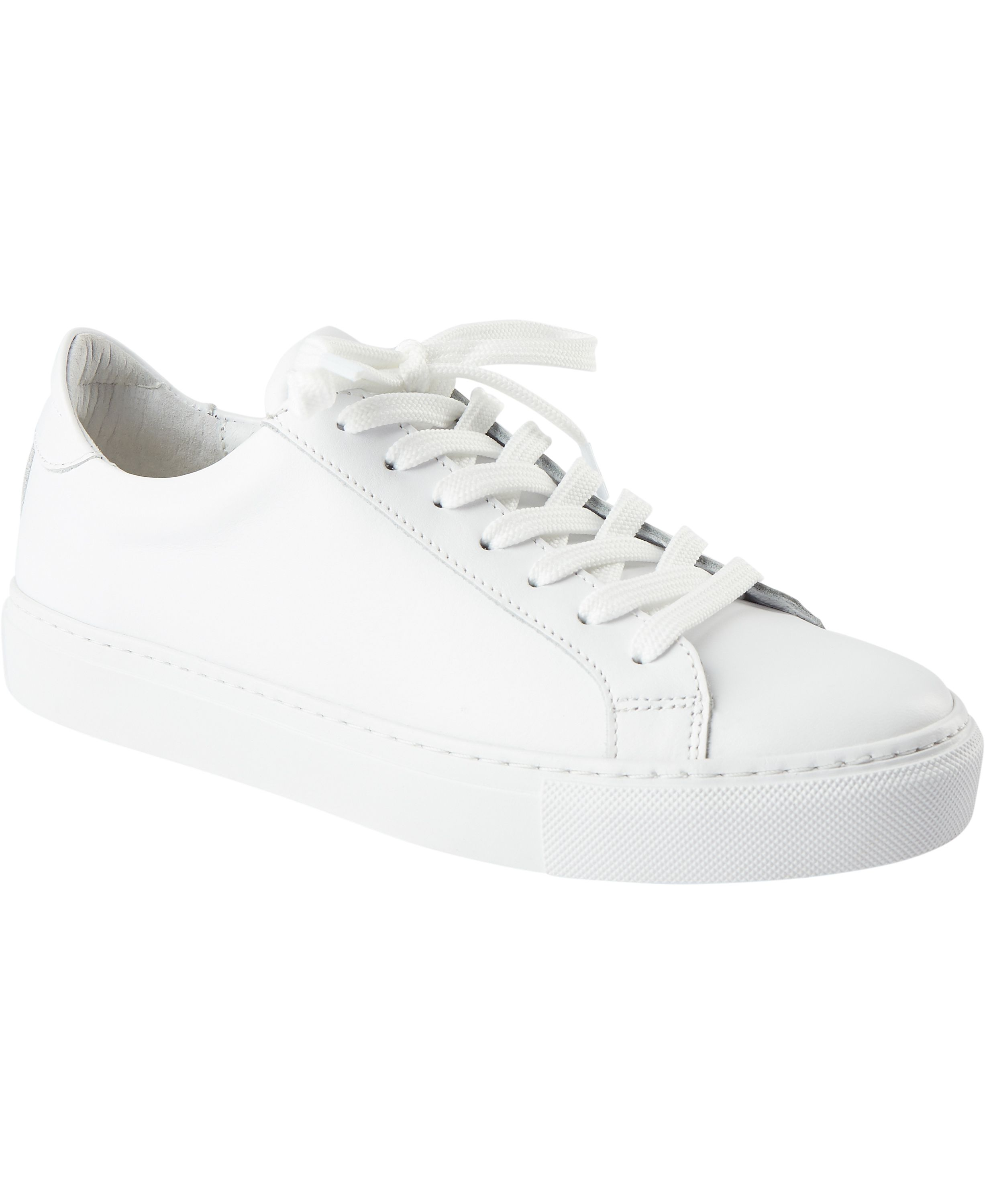 hot sale online 2961f b360e Garment Project Type white leather sneakers