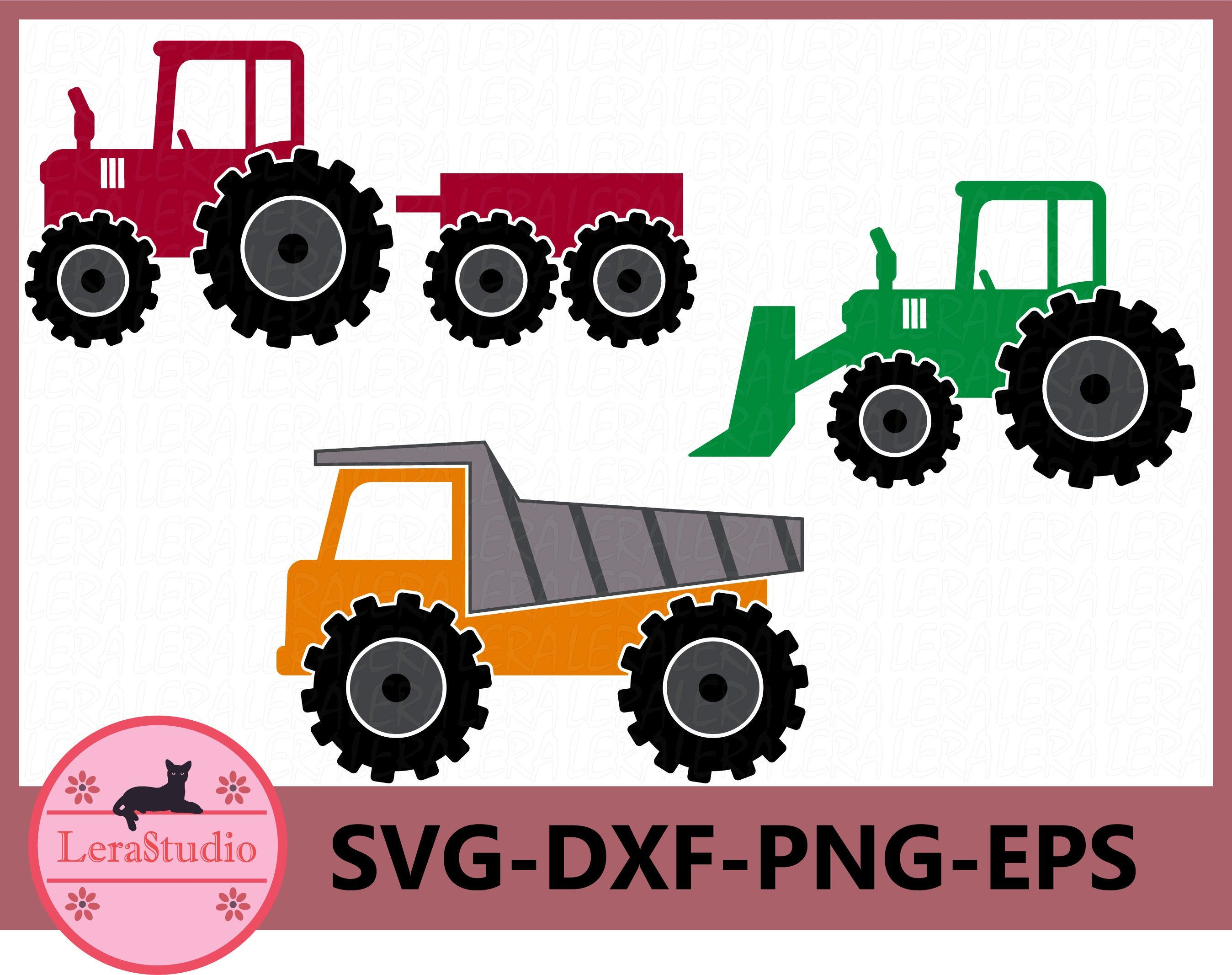 60 Off Farm Tractor Svg Truck Svg Tractor Clipart Vinyl Etsy In 2020 Tractor Clipart Tractors Clip Art