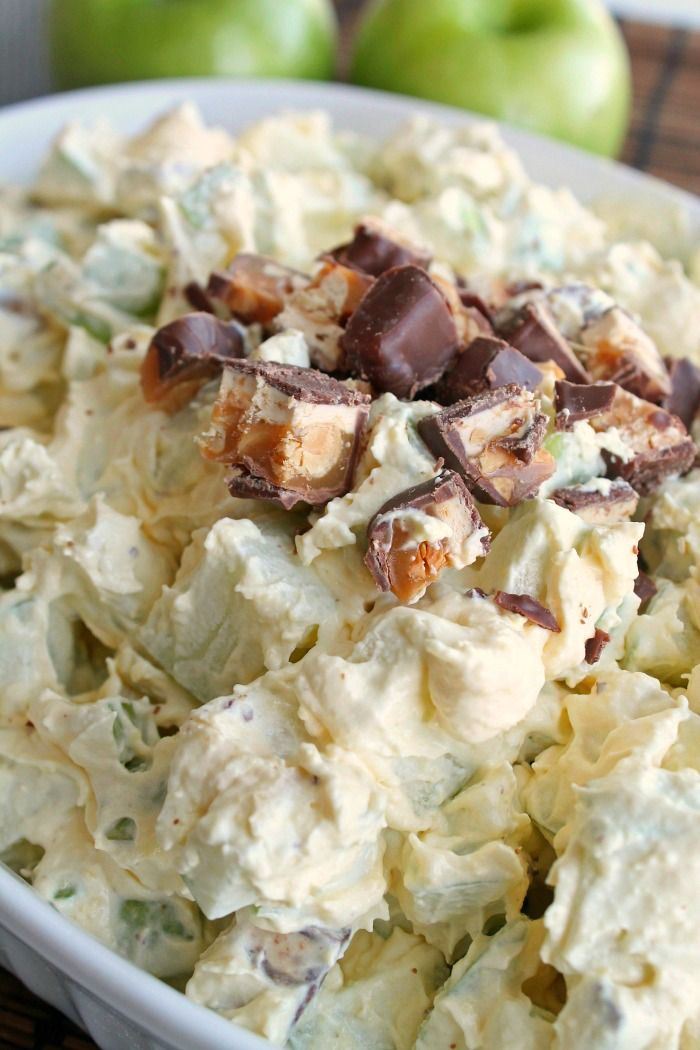 Pin By Real Life Dinner On Bhgs Best Recipes Apple Salad