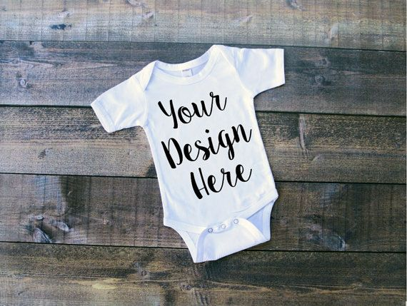 2cfedfefbac04 Create Your Own Customized Onesie, Custom Onesie, Customized ...