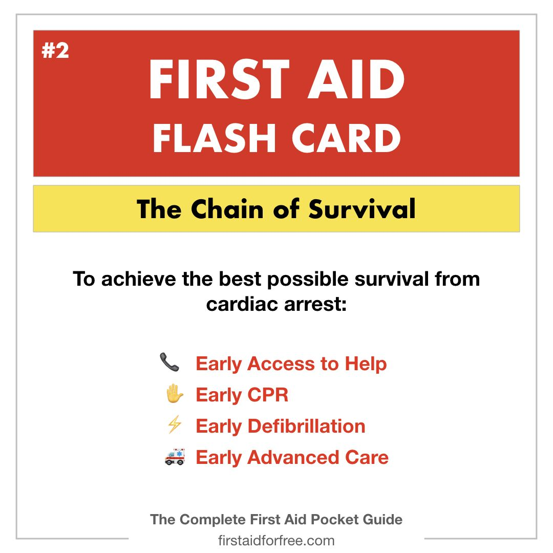 Free First Aid Flashcards Available To Download From Firstaidforfree Com Content Based Upon Our New First Aid Pocket Gu First Aid Emergency Nursing Flashcards First aid and cpr worksheet answers