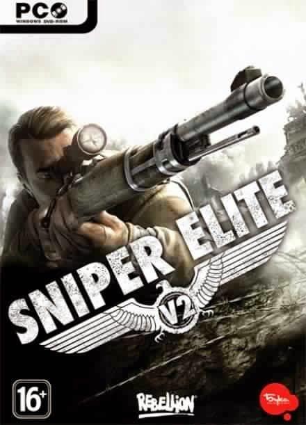العاب مضغوطة Compressed Games تحميل لعبة الحرب وأكشن لعبة مدمرة Sniper Elite V2 للكمبيوتر كاملة و مضغوطة بحجم صغير Sniper Elite V2 Sniper Pc Games Download
