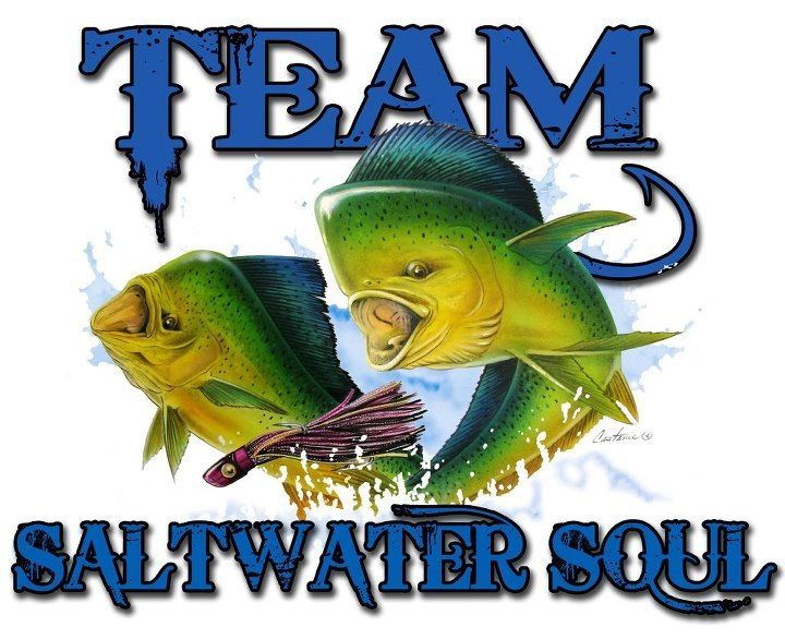 Team Saltwatersoul - Will be available in Long Sleeve this Fall...