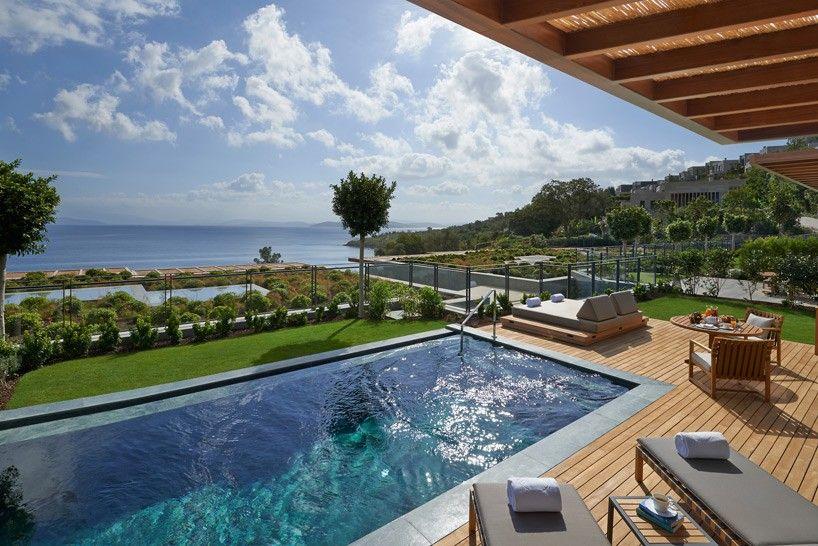 Mandarin Oriental Resort, Bodrum, Turquía - Scape Design Associates