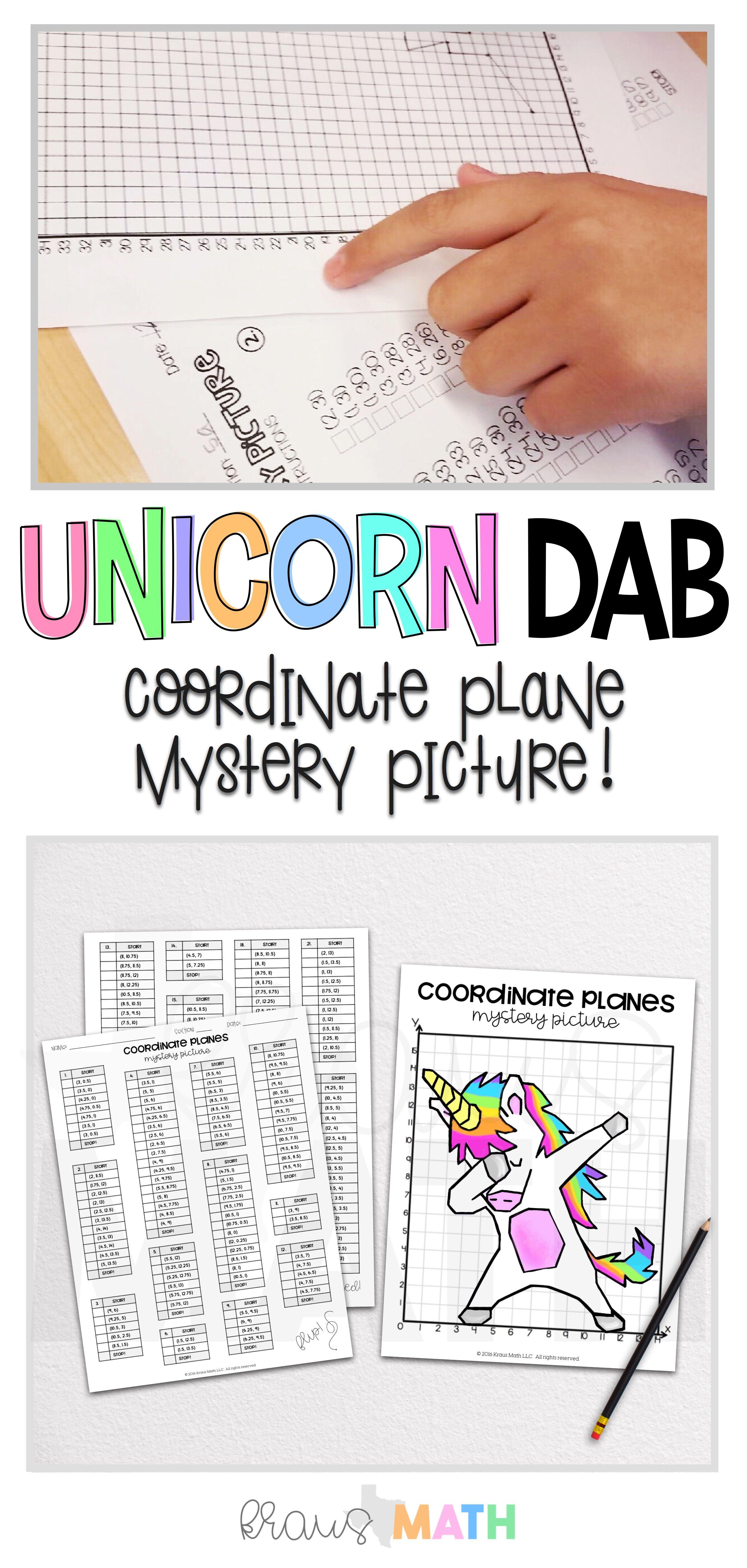 Unicorn Dab