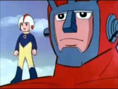 アストロガンガー 国内初のカラーアニメ巨大ロボット作品 それを知る者は少ない アニメ 日本 アニメ ロボット