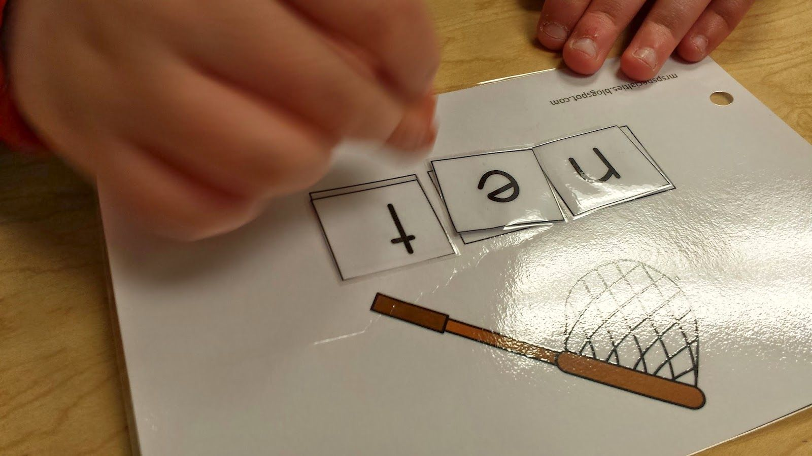 Perfect Way To Work On Letters Sounds Matching And Cvc Patterns