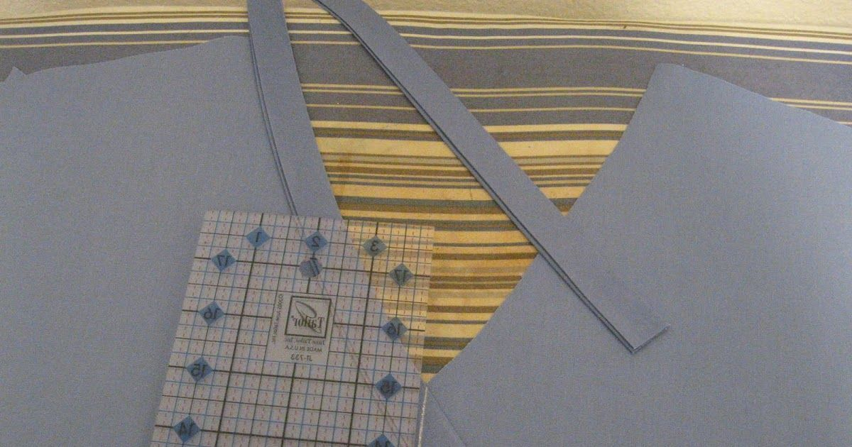 Scrubs are one thing that I always thought should be an easy sew ...