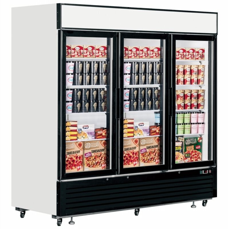Interlevin lgf7500 upright triple door display freezer door displays interlevin lgf7500 upright triple door display freezer planetlyrics Gallery