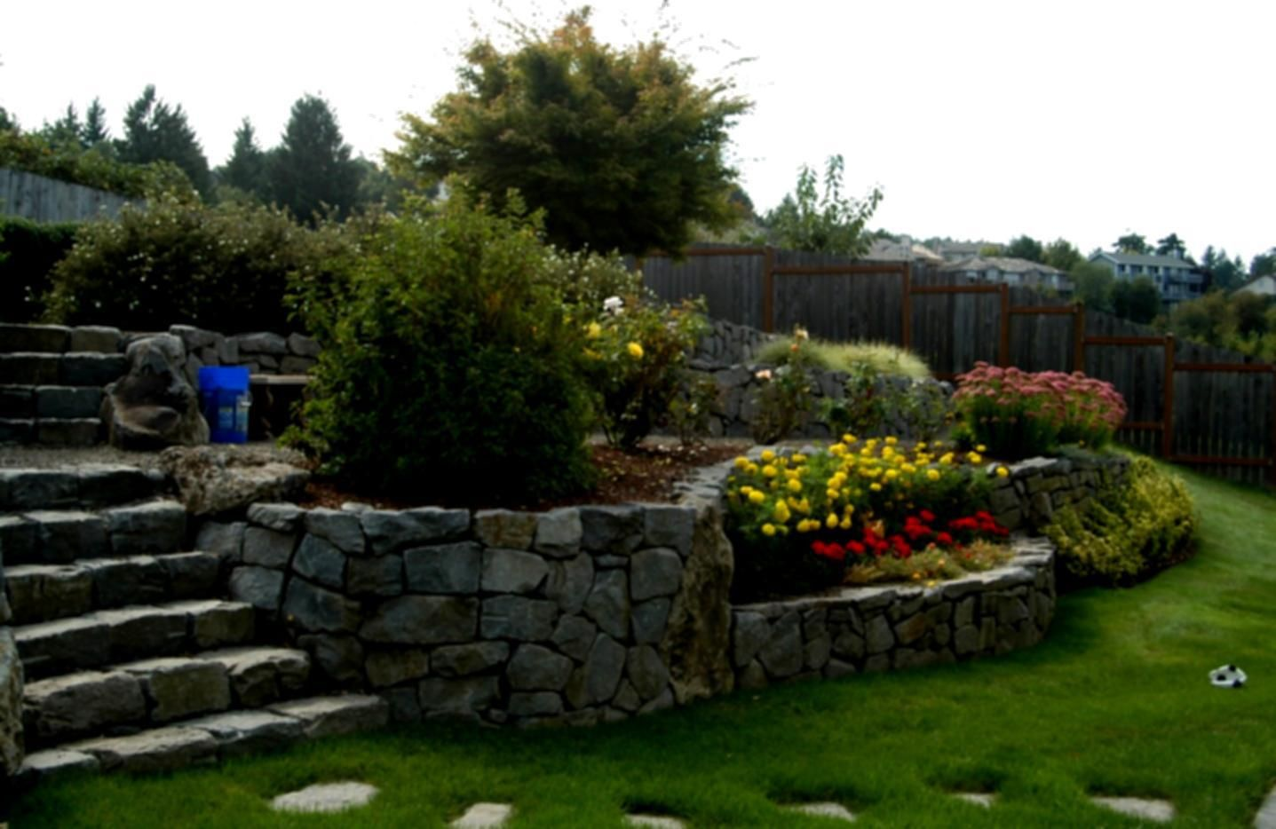 13 Genius Designs of How to Make Landscape Ideas For Hilly ...