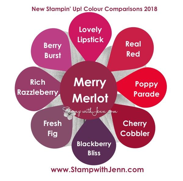 Comparing the new Stampin\u0027 Up! Colours AA Stampin up color combos