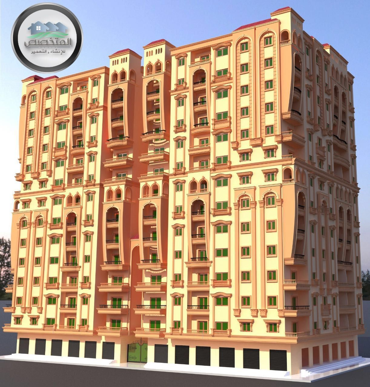 امتلك وحدتك مع رمال 125م بمقدم 125 الف والباقي تقسيط واسكن بالقرب من كارفور العبور Apartments For Sale Real Estate City