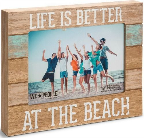 Life Is Better At The Beach Picture Frames Crafts Beach Beach