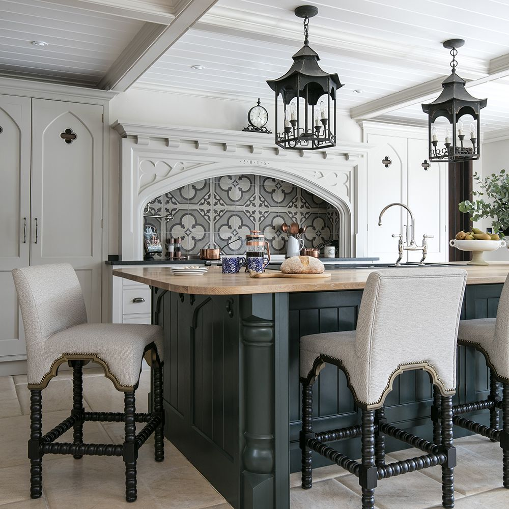 gothic inspired furniture. Stunning Gothic-inspired Kitchen Gothic Inspired Furniture E