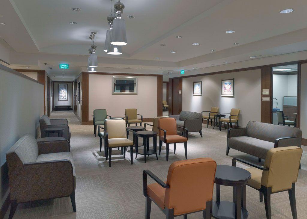 Captivating Clinic Interior Design Of Womenu0027s Clinic, National University Hospital In  Singapore By Interior Designer Nicholas