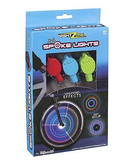 Night Bike Riding Never Looked So Cool! Attach These