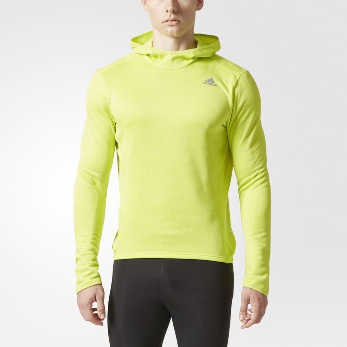 852a9ecddd Response Astro Hoodie Grey Mens   Products   Adidas response, Yellow ...