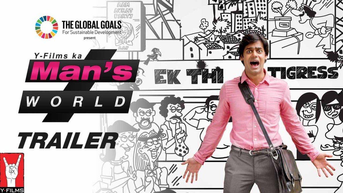 Man's World - Trailer Parineeti Chopra, Richa Chadda