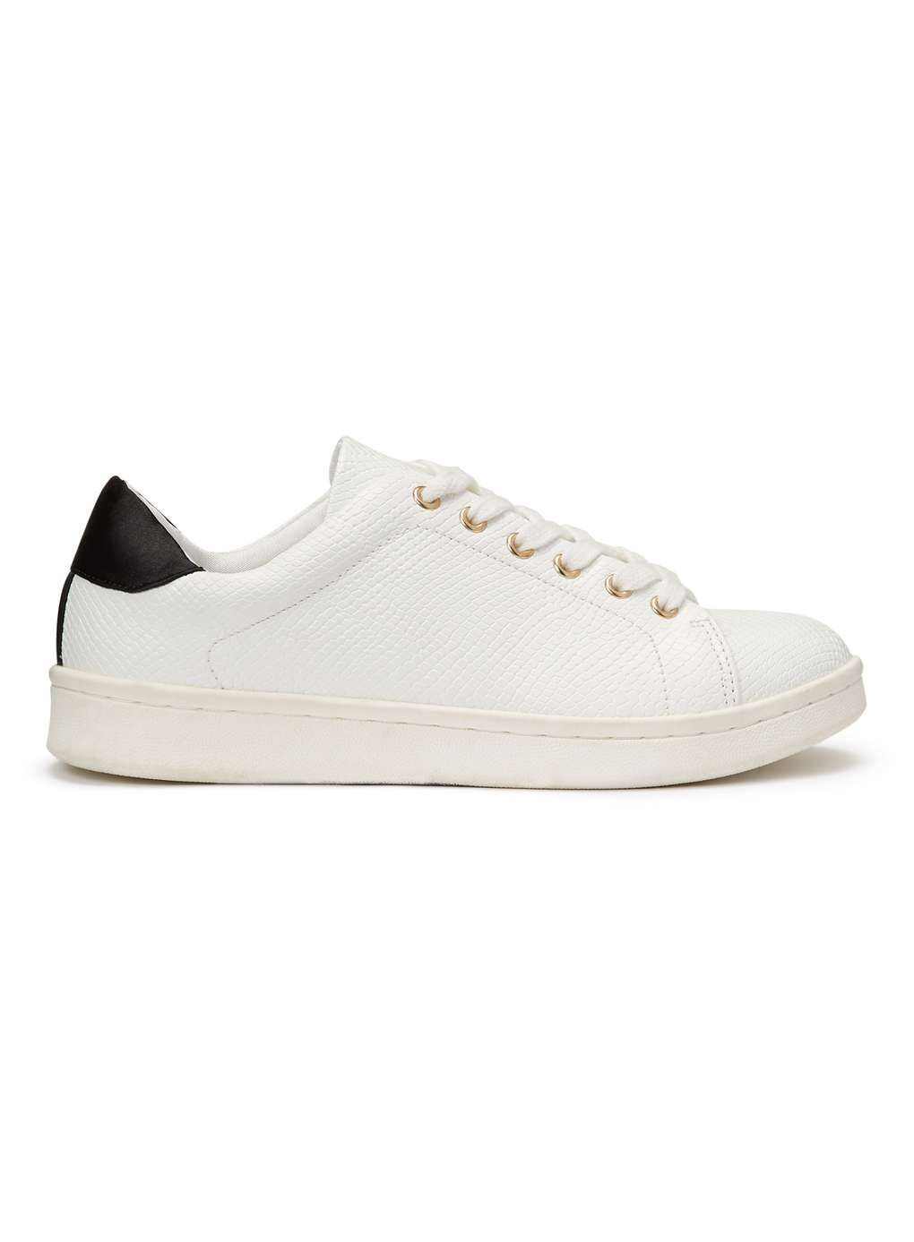 lace up trainers - White BOTH Shoes x5wjdJ