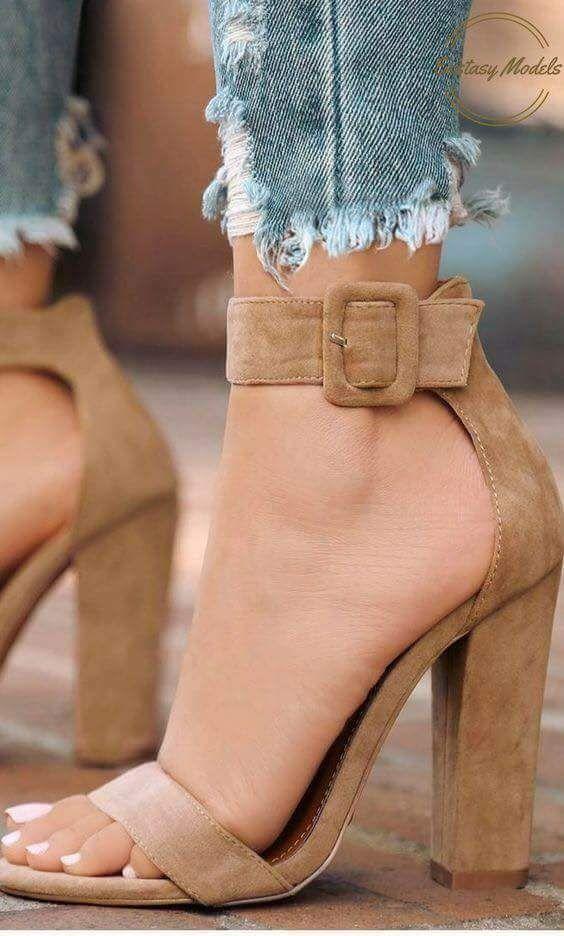 mejores zapatillas de deporte diseño unico sitio autorizado Pin de Nancy China Morena en ZAPATOS | Zapatos, Tacones y ...
