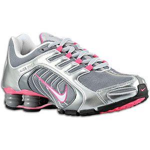 5aee10c49e9 Nike Shox Navina SI - Women s - Wolf Grey Black Fireberry Anthracite ...