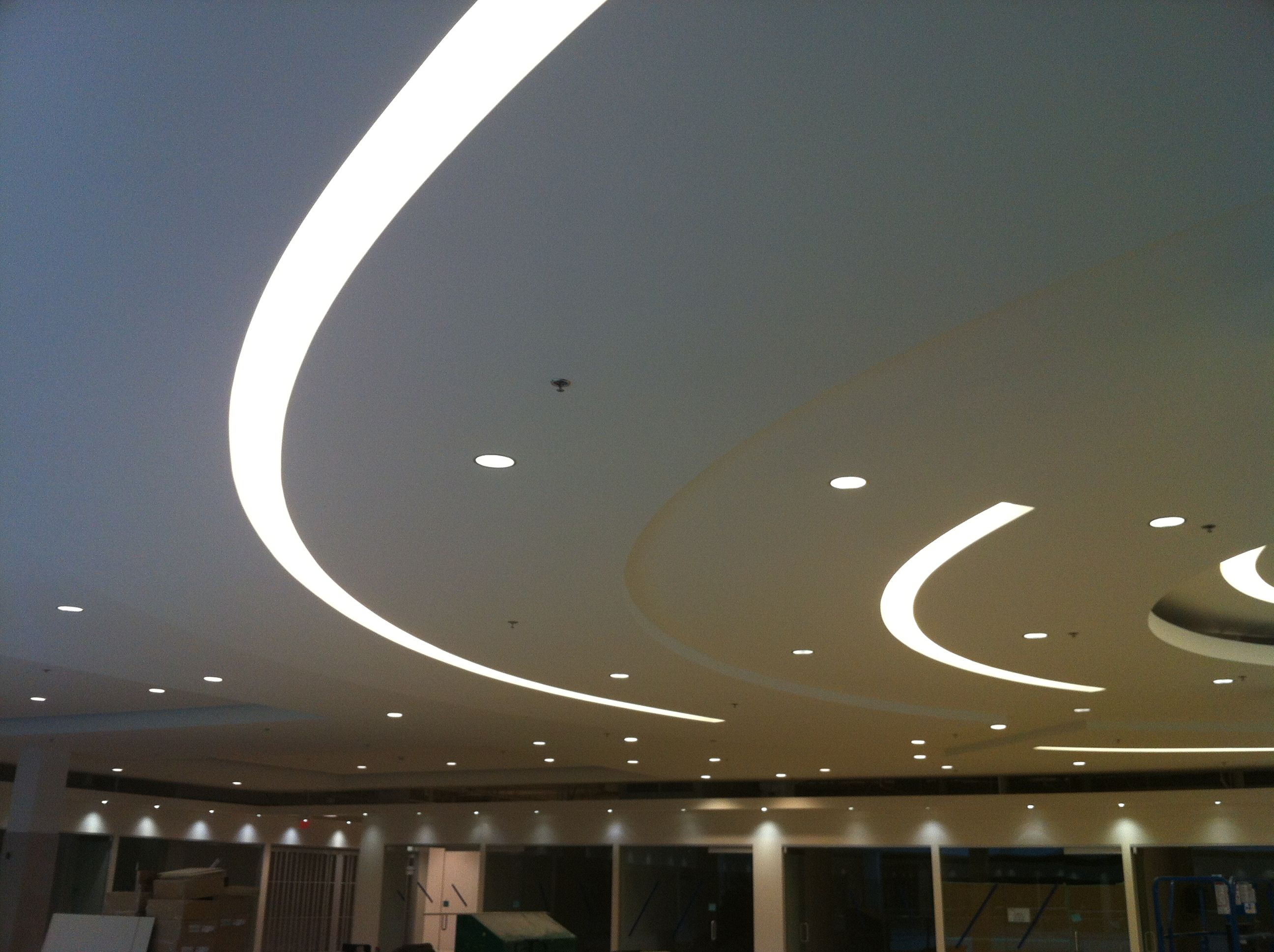 Ecosense Ecospec Linear Int Fully Dimmable Led Cove